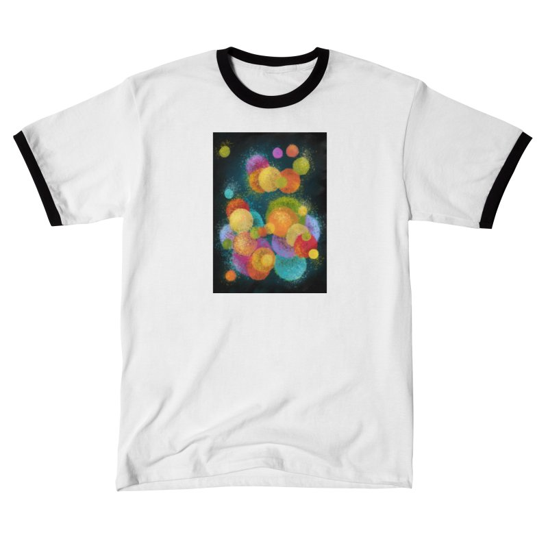 Colorful spheres Unisex T-Shirt by Art by Maija R