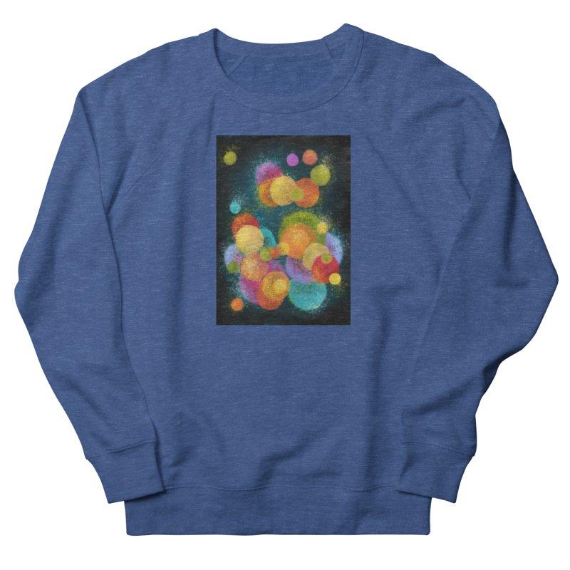 Colorful spheres Unisex Sweatshirt by Art by Maija R