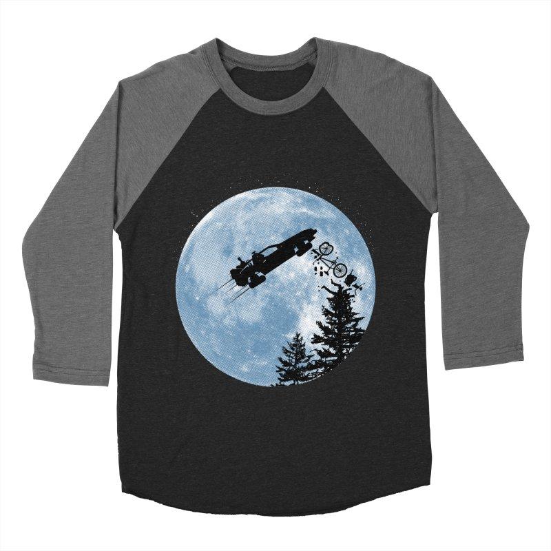 Inadvertent Men's Baseball Triblend T-Shirt by mainial's Artist Shop