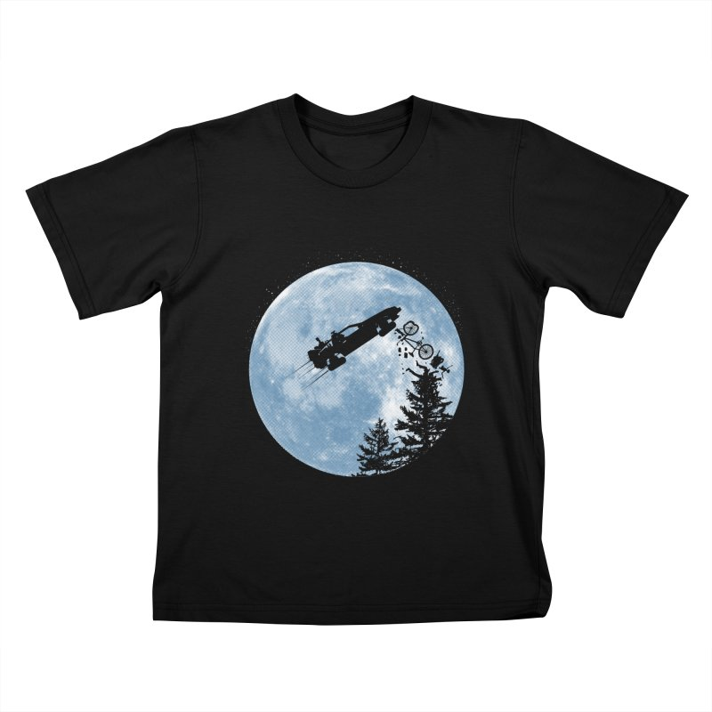 Inadvertent Kids T-shirt by mainial's Artist Shop