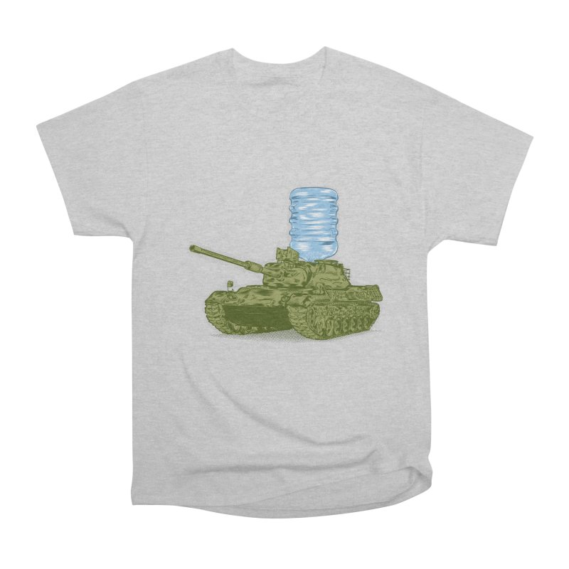 Water Tank Men's Classic T-Shirt by mainial's Artist Shop