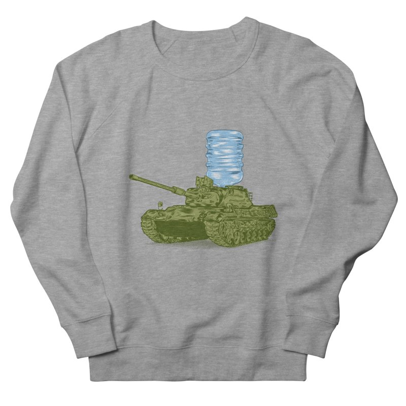 Water Tank Men's Sweatshirt by mainial's Artist Shop