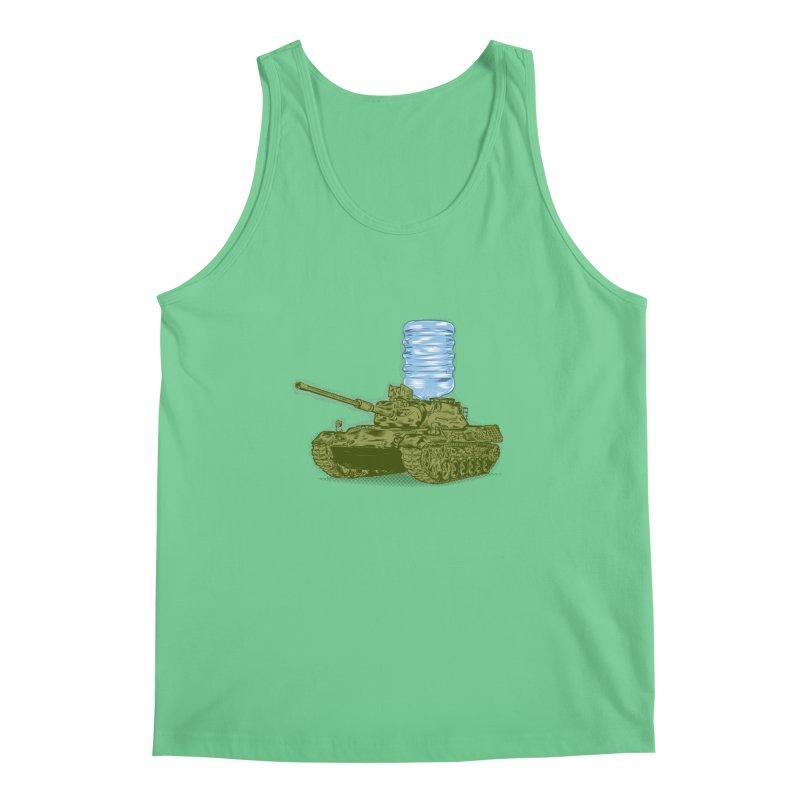 Water Tank Men's Regular Tank by mainial's Artist Shop