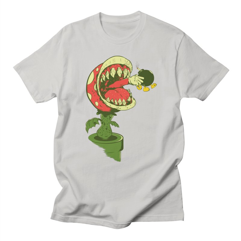 the ultimate weapon Men's T-shirt by mainial's Artist Shop