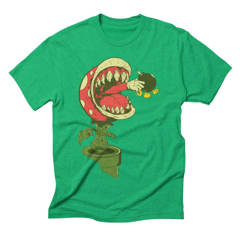 the ultimate weapon Men's Triblend T-shirt by mainial's Artist Shop