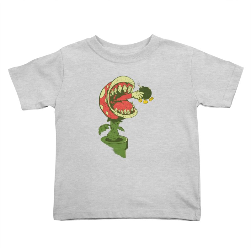 the ultimate weapon Kids Toddler T-Shirt by mainial's Artist Shop