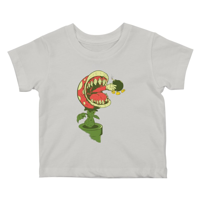 the ultimate weapon Kids Baby T-Shirt by mainial's Artist Shop