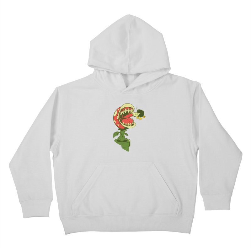 the ultimate weapon Kids Pullover Hoody by mainial's Artist Shop