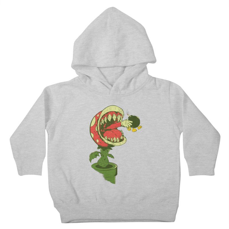the ultimate weapon Kids Toddler Pullover Hoody by mainial's Artist Shop