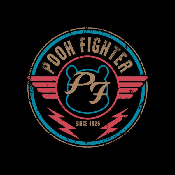 image for Pooh Fighter