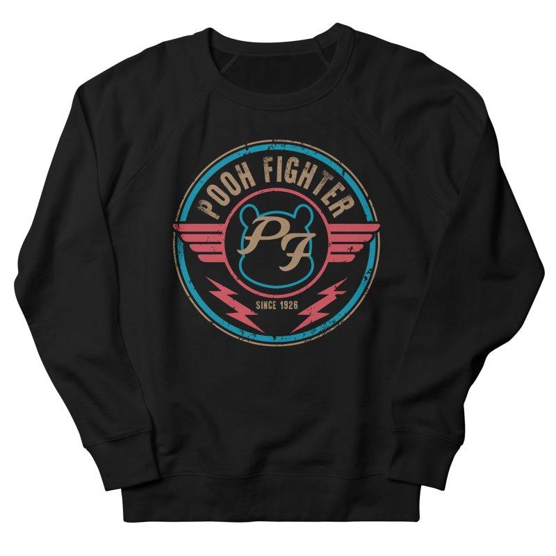 Pooh Fighter Men's Sweatshirt by mainial's Artist Shop