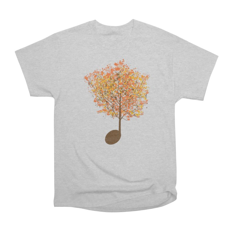 The Note Tree Men's Classic T-Shirt by mainial's Artist Shop