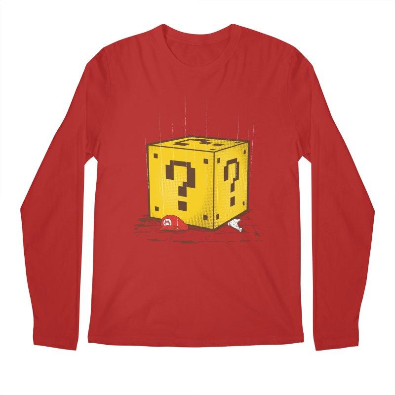 Knock Down Men's Longsleeve T-Shirt by mainial's Artist Shop