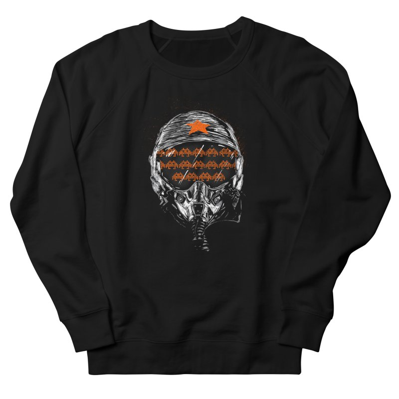 Space Wars Men's Sweatshirt by mainial's Artist Shop