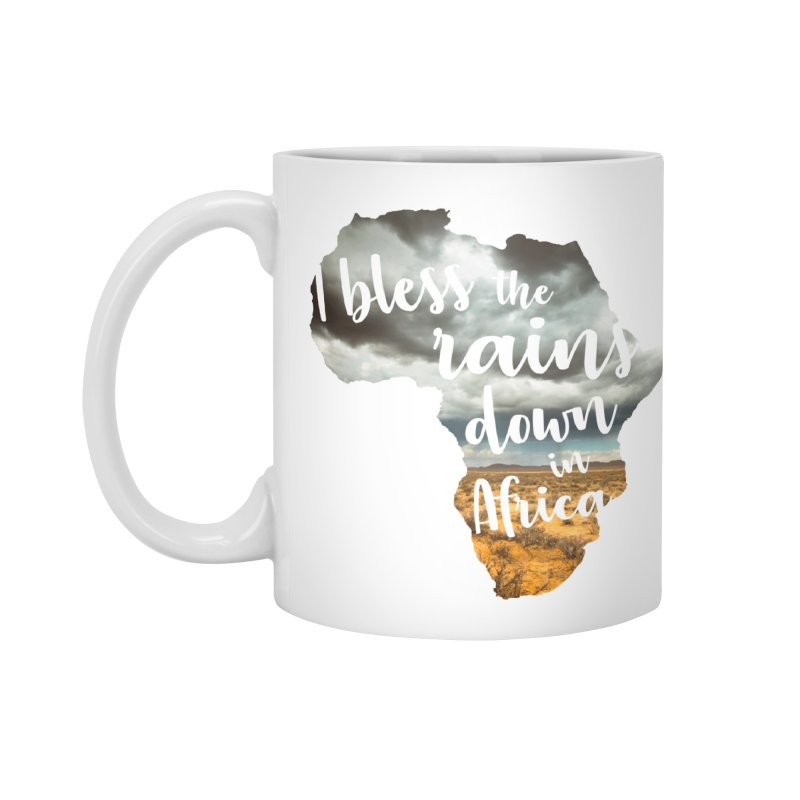 Africa Accessories Mug by Main Street Dueling Pianos