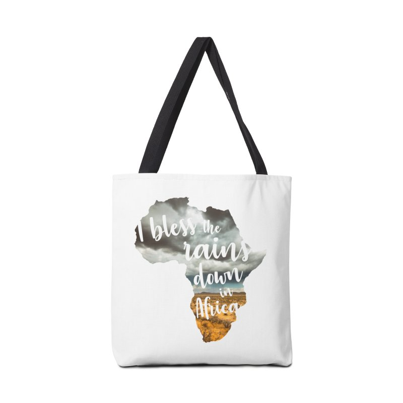 Africa Accessories Bag by Main Street Dueling Pianos