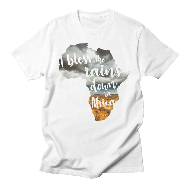 Africa Men's T-Shirt by Main Street Dueling Pianos