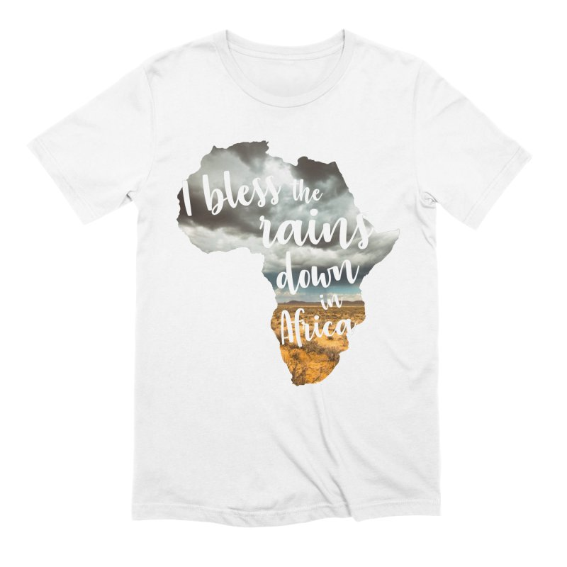 Africa Men's Extra Soft T-Shirt by Main Street Dueling Pianos