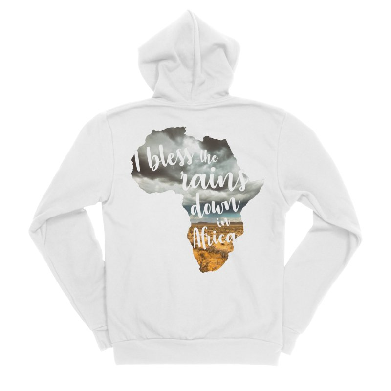 Africa Women's Zip-Up Hoody by Main Street Dueling Pianos