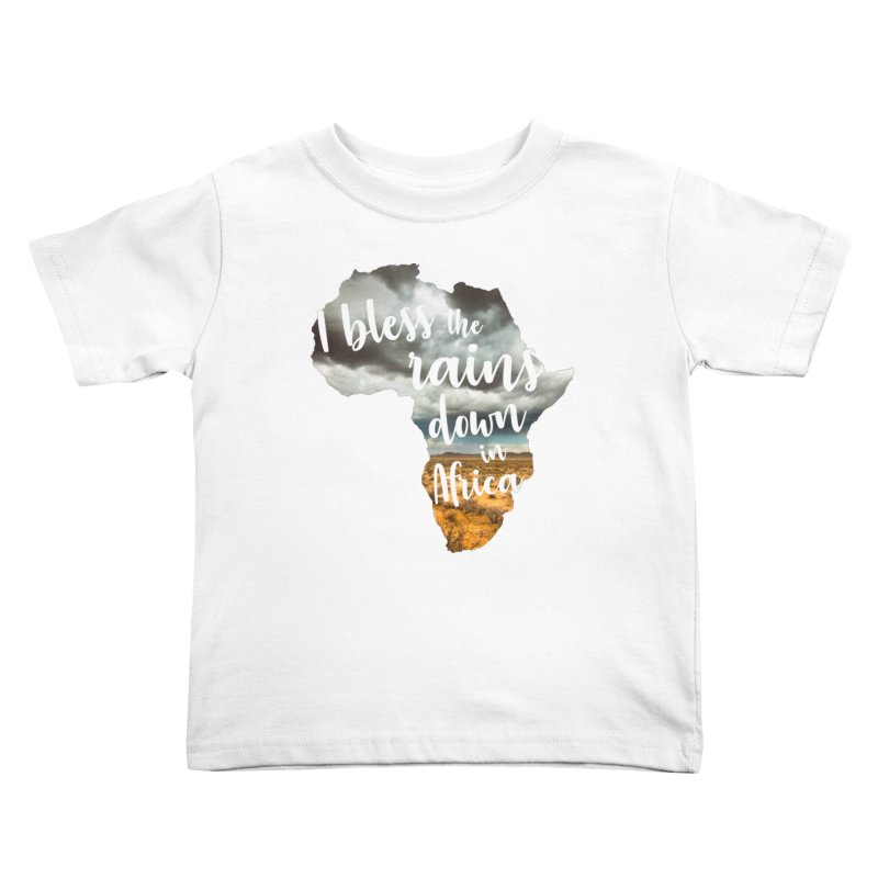 Africa Kids Toddler T-Shirt by Main Street Dueling Pianos