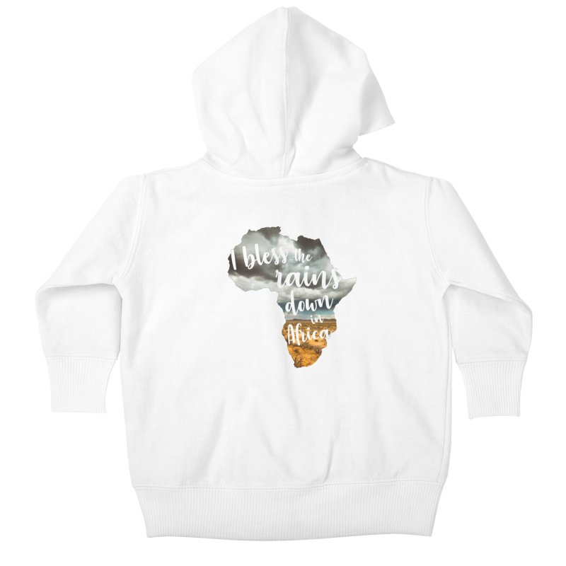 Africa Kids Baby Zip-Up Hoody by Main Street Dueling Pianos