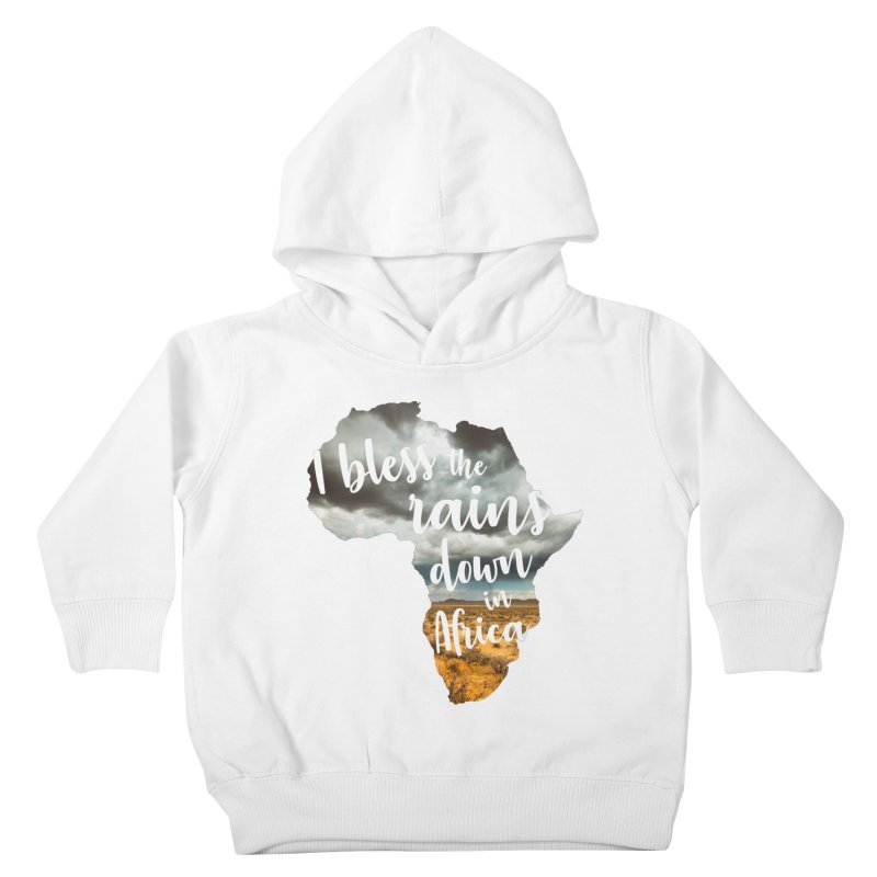 Africa Kids Toddler Pullover Hoody by Main Street Dueling Pianos