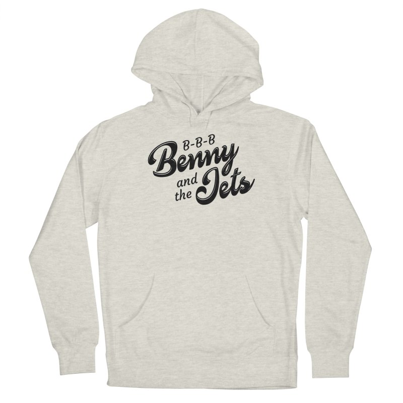Benny & the Jets Women's Pullover Hoody by Main Street Dueling Pianos