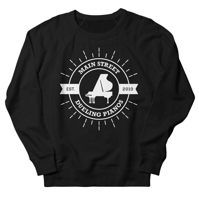 Main Street Logo Women's Sweatshirt by Main Street Dueling Pianos