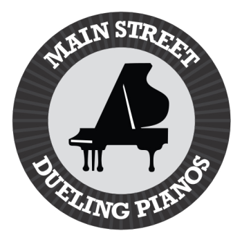 Main Street Dueling Pianos Logo