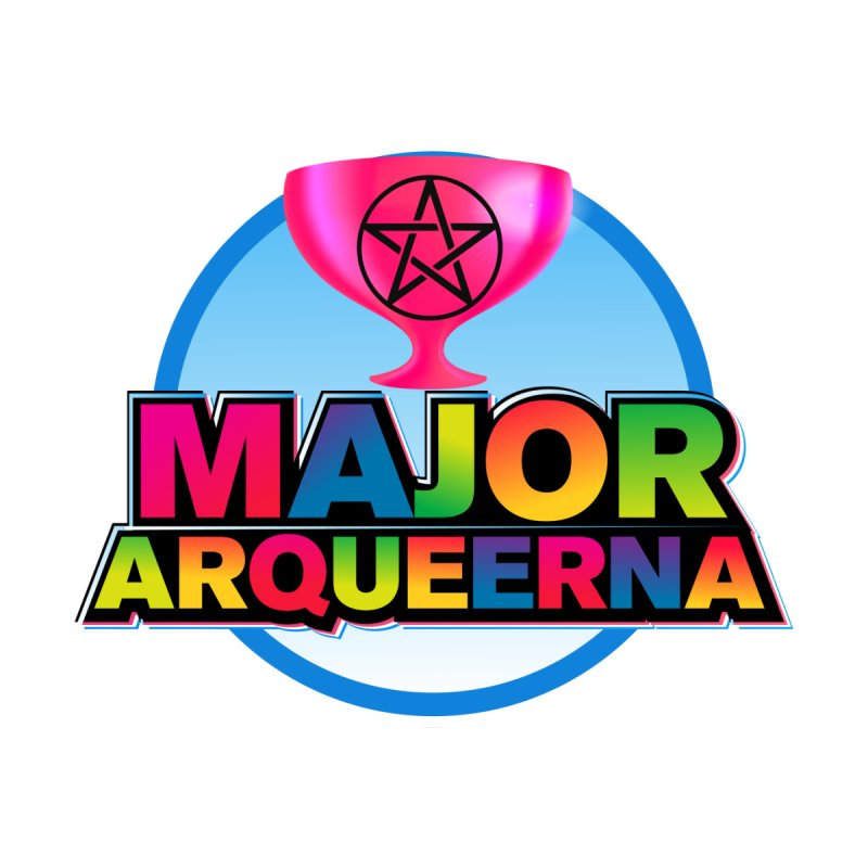 Major Arqueerna Logo Men's T-Shirt by majorarqueerna's Artist Shop