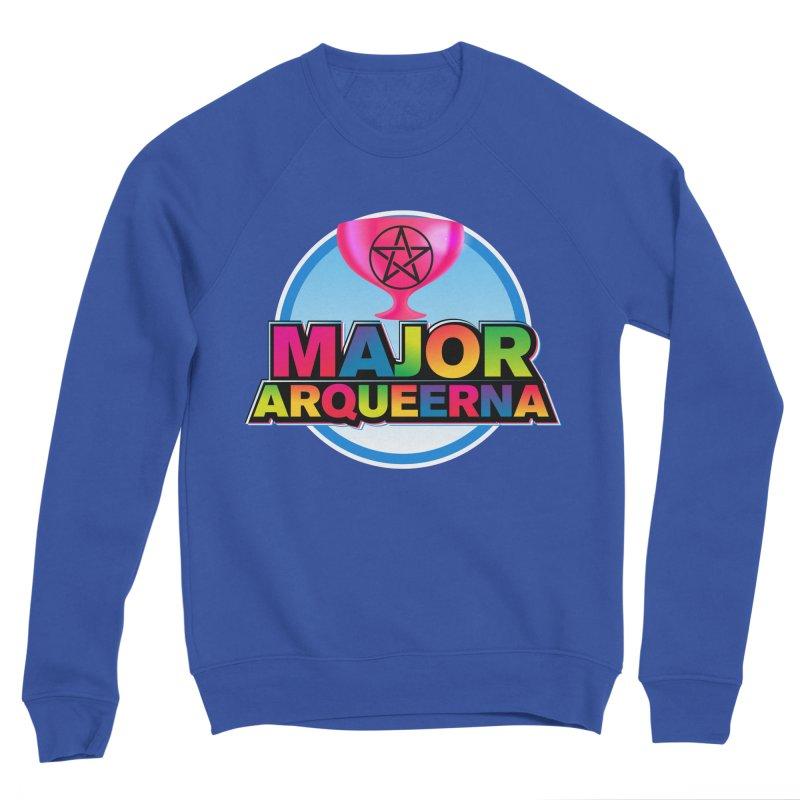 Major Arqueerna Logo Men's Sweatshirt by majorarqueerna's Artist Shop