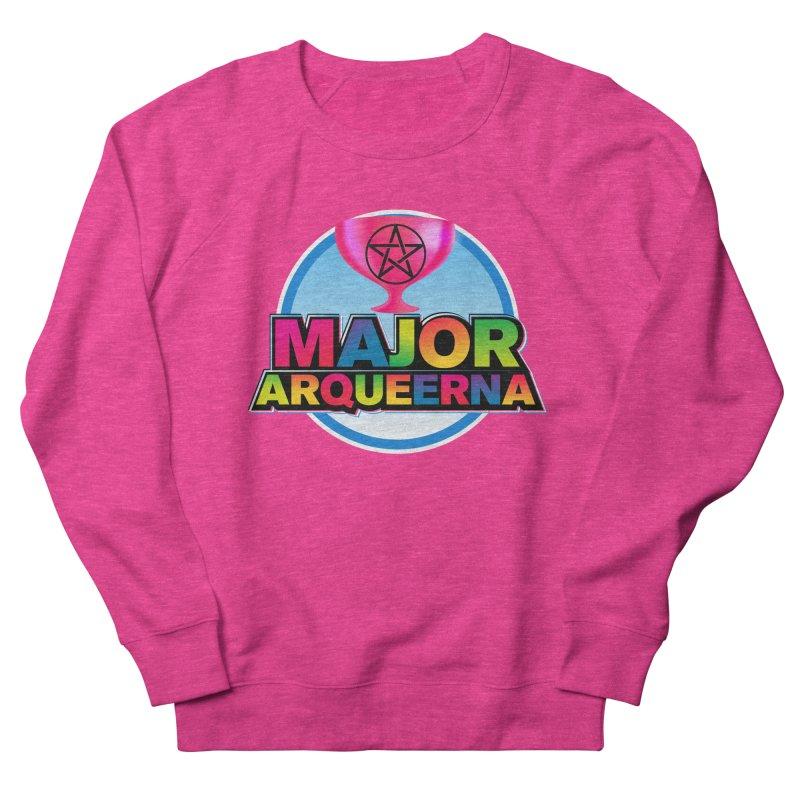 Major Arqueerna Logo Women's Sweatshirt by majorarqueerna's Artist Shop