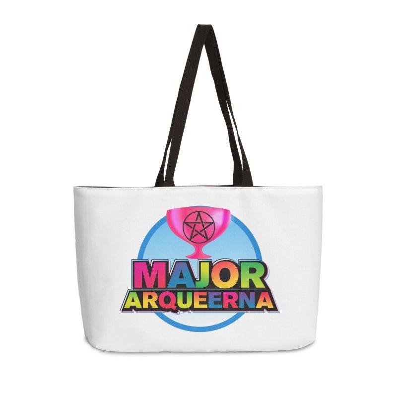 Major Arqueerna Logo Accessories Bag by majorarqueerna's Artist Shop