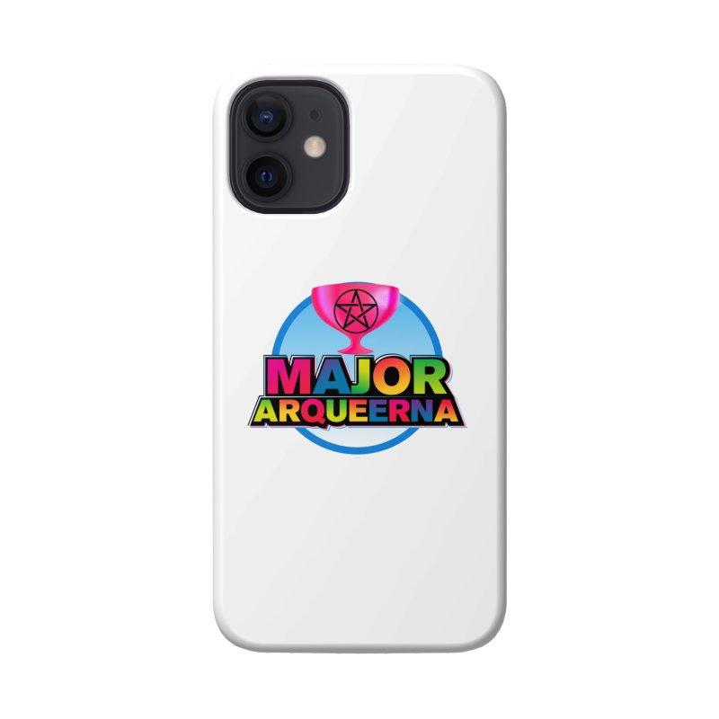 Major Arqueerna Logo Accessories Phone Case by majorarqueerna's Artist Shop