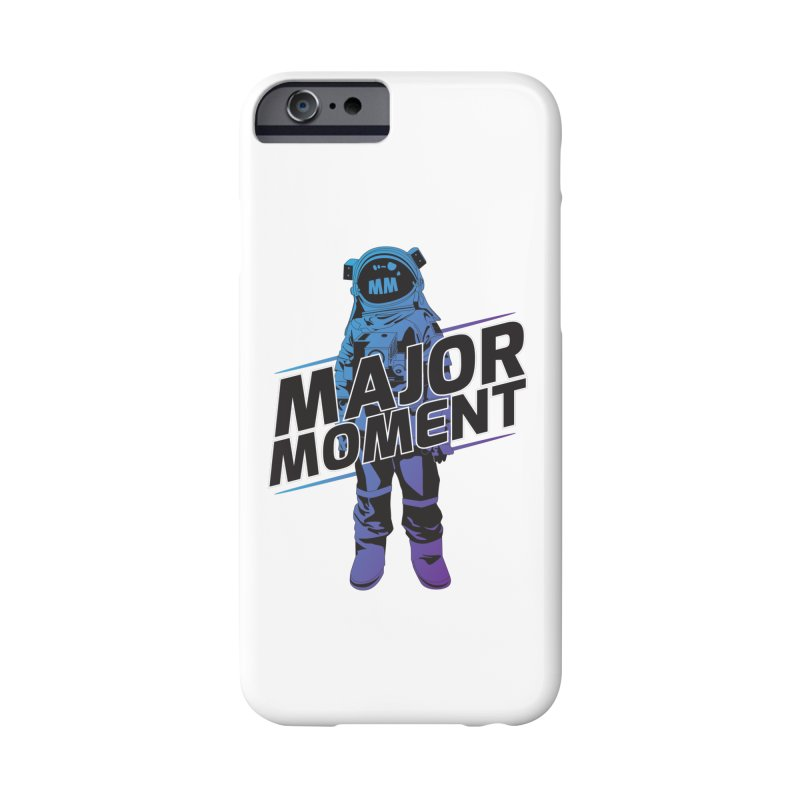 Major Tom MM Design in iPhone 6 / 6S Phone Case Slim by Major Moment