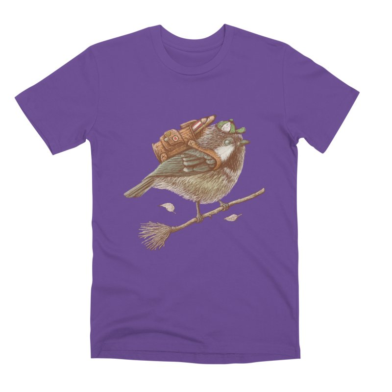 back to school Men's Premium T-Shirt by makapa's Artist Shop