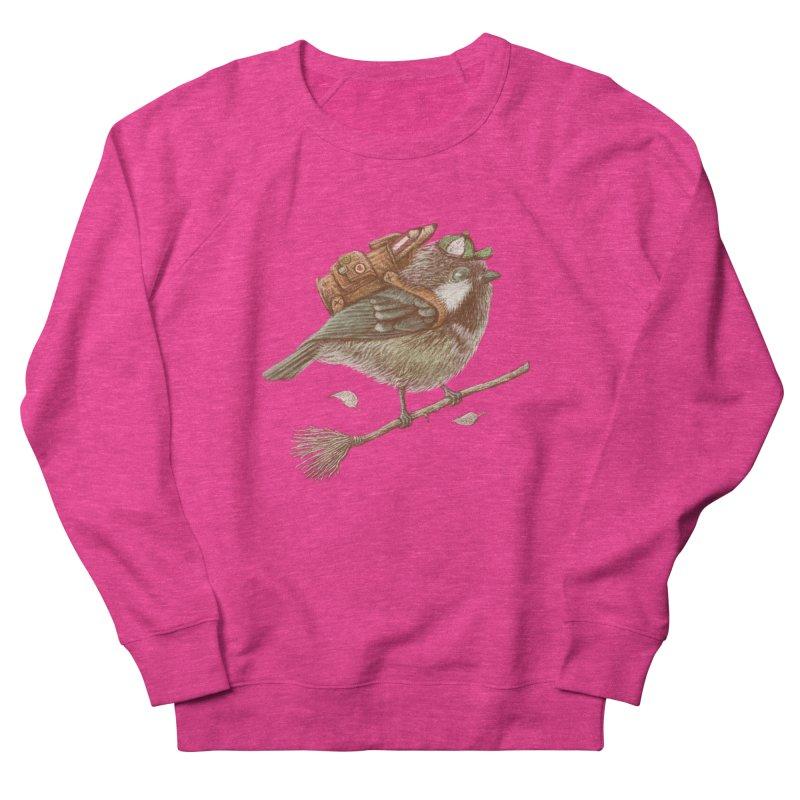 back to school Women's French Terry Sweatshirt by makapa's Artist Shop