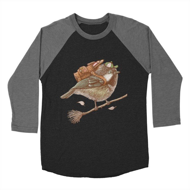 back to school Men's Baseball Triblend Longsleeve T-Shirt by makapa's Artist Shop