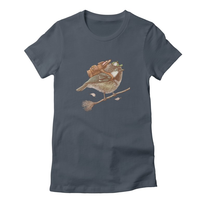 back to school Women's T-Shirt by makapa's Artist Shop