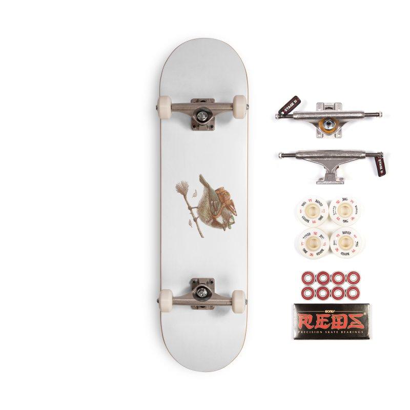 back to school Accessories Complete - Pro Skateboard by makapa's Artist Shop
