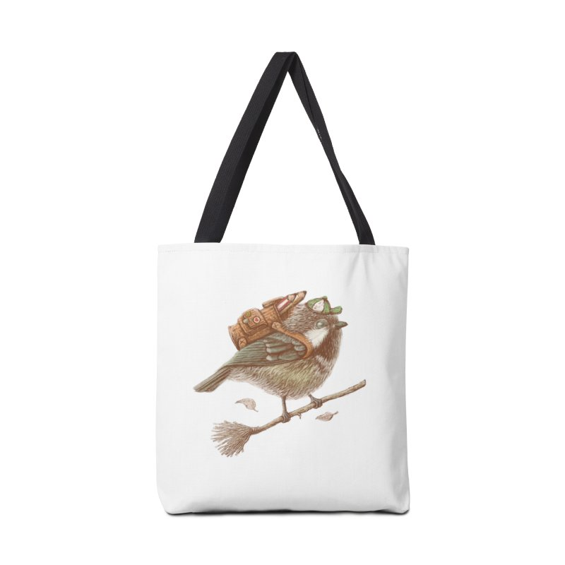 back to school Accessories Tote Bag Bag by makapa's Artist Shop