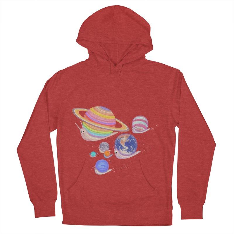 universe walk Men's Pullover Hoody by makapa's Artist Shop