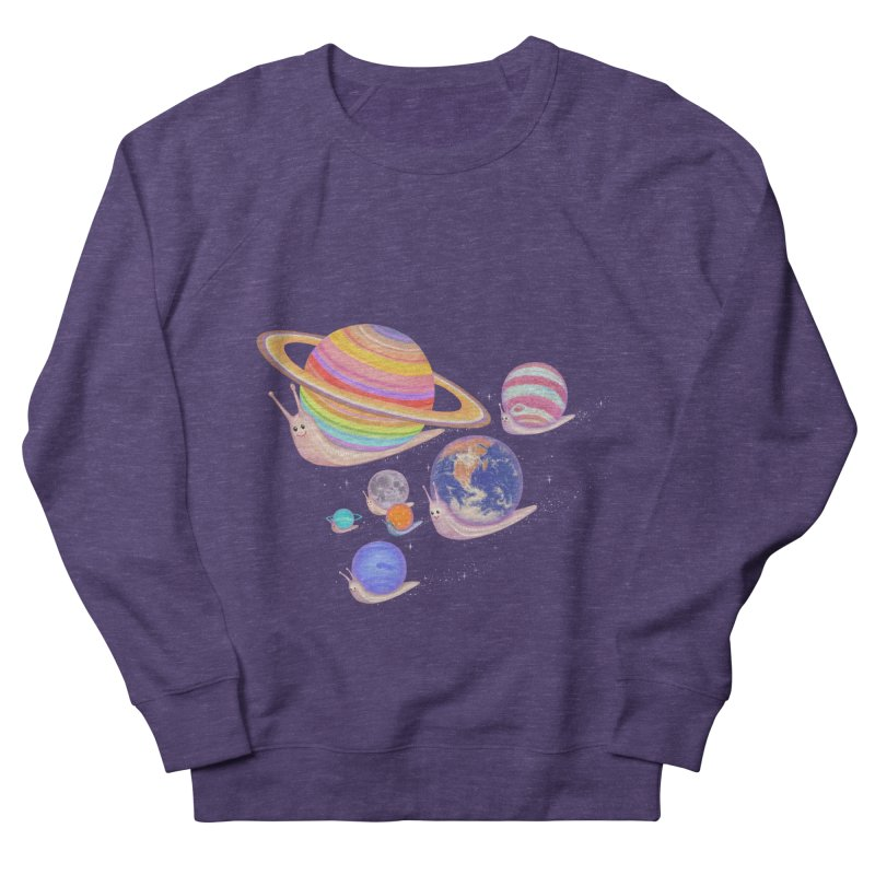 universe walk Men's Sweatshirt by makapa's Artist Shop
