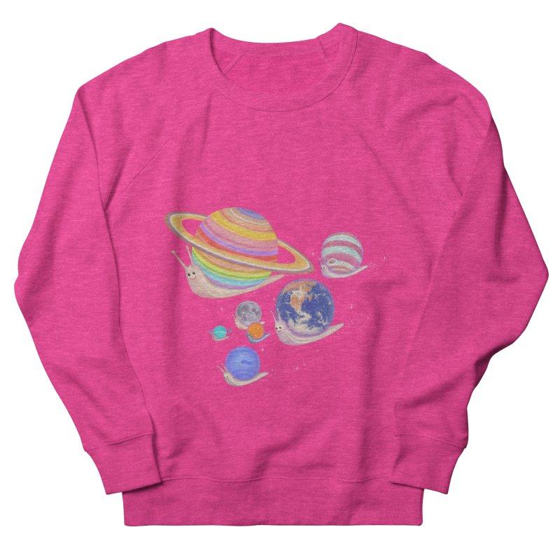 universe walk Men's Sweatshirt by makapa's Artist Shop