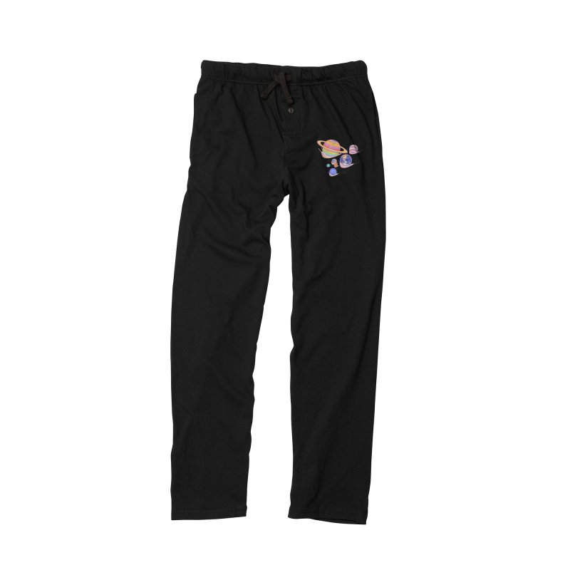 universe walk Women's Lounge Pants by makapa's Artist Shop