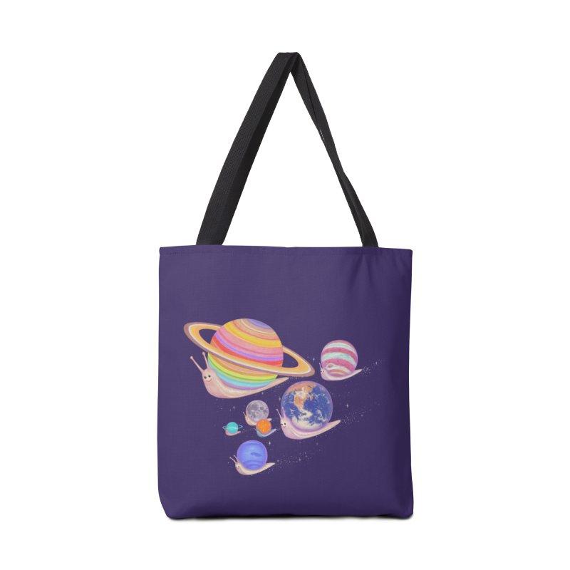 universe walk Accessories Bag by makapa's Artist Shop