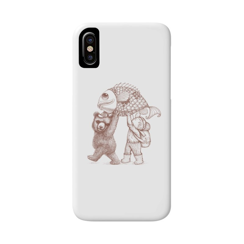 big fish Accessories Phone Case by makapa's Artist Shop