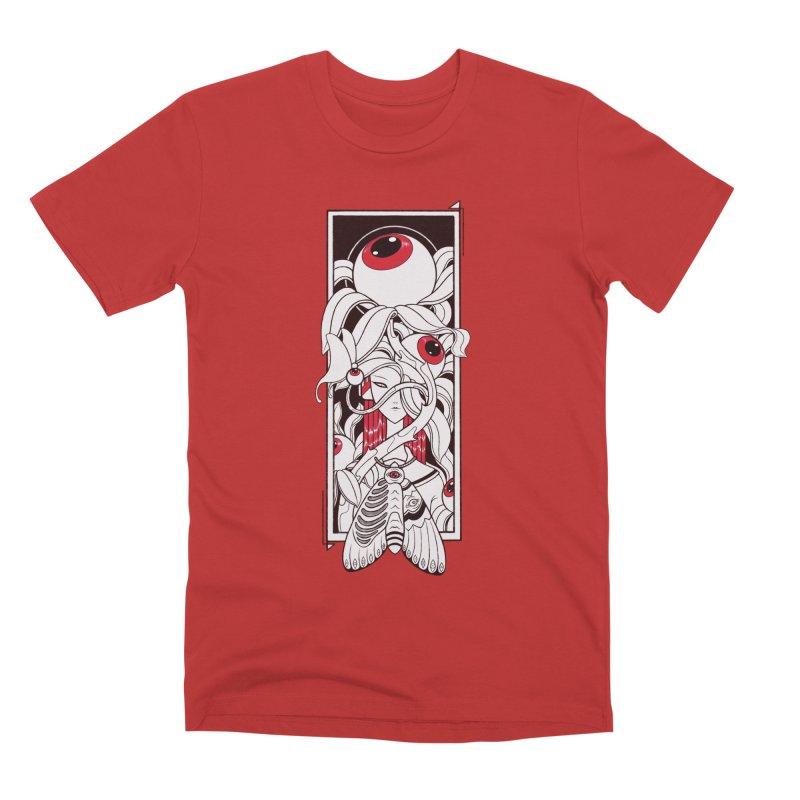 garden of anatomy Men's Premium T-Shirt by makapa's Artist Shop