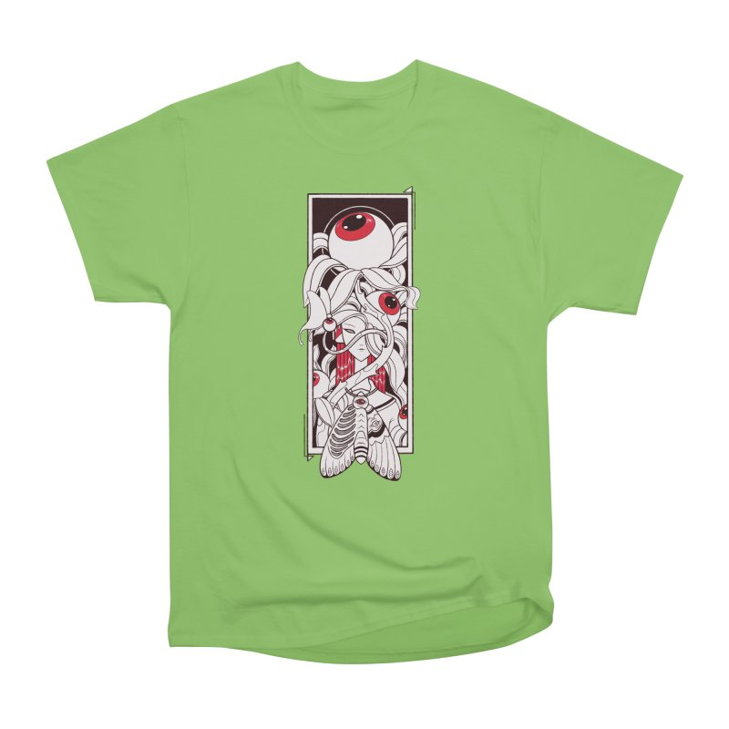 garden of anatomy Women's Heavyweight Unisex T-Shirt by makapa's Artist Shop