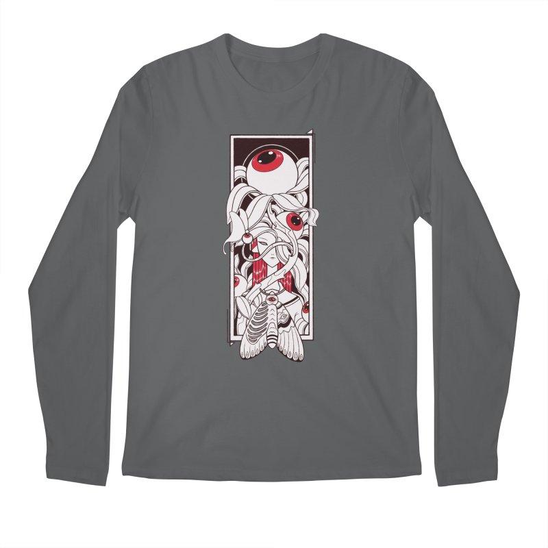 garden of anatomy Men's Longsleeve T-Shirt by makapa's Artist Shop